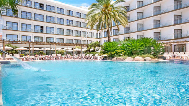 Zwembad Sumus Hotel Stella & Spa - adults recommended