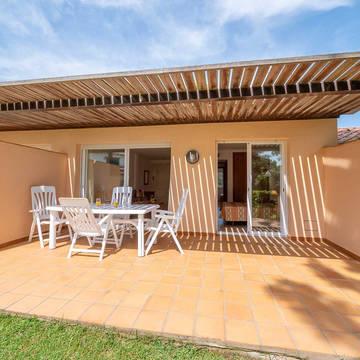 Voorbeeld 3-ka Golf Beach appartementen & Villa's