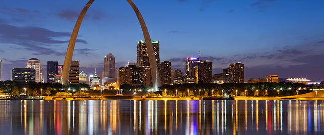 Skyline St. Louis