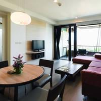 Voorbeeld Family Suite - woonkamer