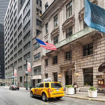 Aanzicht Dylan Hotel NYC