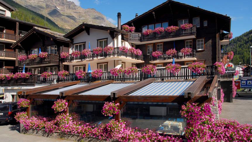 Exterieur  Hotel Bergheimat