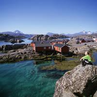 13 daagse fly drive Van Poolcirkel tot Noordkaap