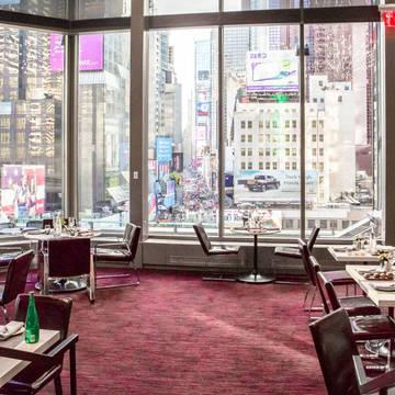 Restaurant Nova M Social Hotel Times Square (voorheen Novotel Times Square)