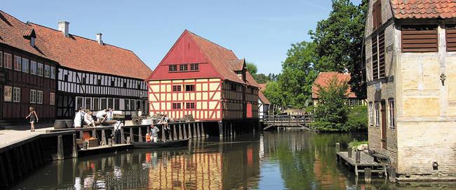 Aarhus - den Gamle By openluchtmuseum