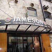 Entree Old Jameson Distillery