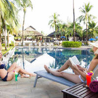 Palm Galleria Resort - Khao Lak - Zwemba