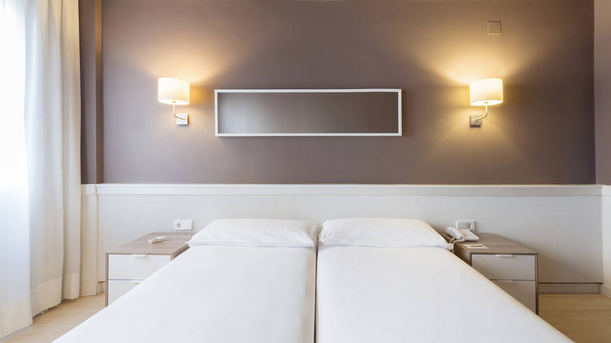 Kamer Hotel Paral-lel