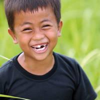 Indonesische jongen