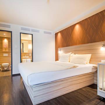 Voorbeeldkamer Star Inn Hotel & Suites Premium Heidelberg
