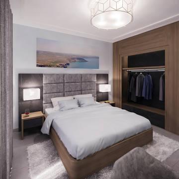 Voorbeeld kamer Pebbles Resort