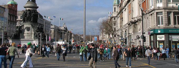Busreizen Ierland