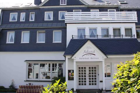 Last minute vakantie Sauerland 🚗️Hotel Nuhnetal