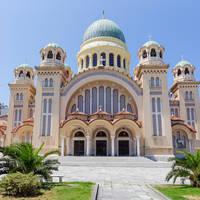 Patras - Agios Andreas basiliek
