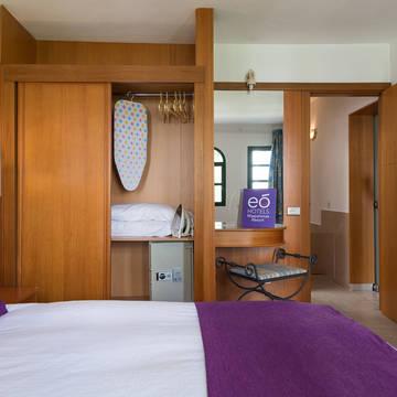 Voorneeld slaapkamer Appartementen eó Maspalomas Resort