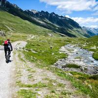Mountainbiken Vorarlberg