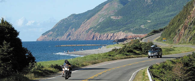 Nova Scotia kustlijn