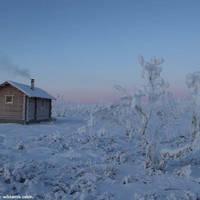 Nuorgam Wildernis cabin