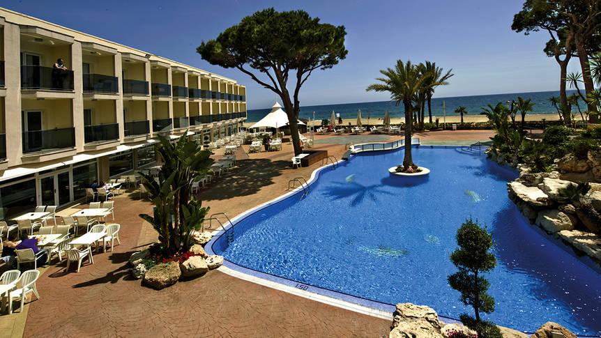 Zwembad Hotel Estival Centurion