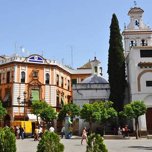Sevilla plein