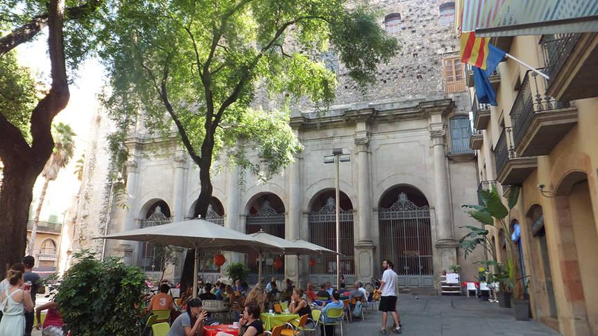 Terras Hotel Sant Agustí