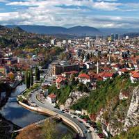 Panorama Sarajevo