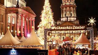Kerstmarkt Gendarmenmarkt