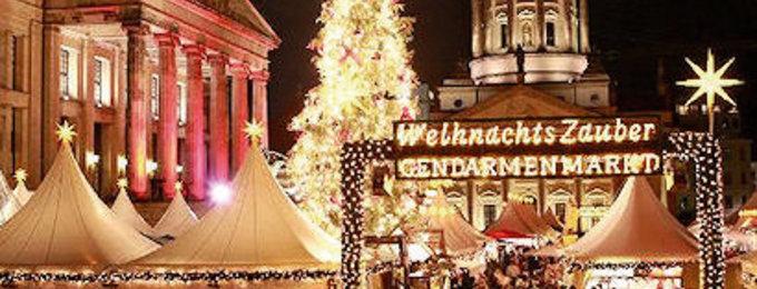 Kerstreizen Duitsland