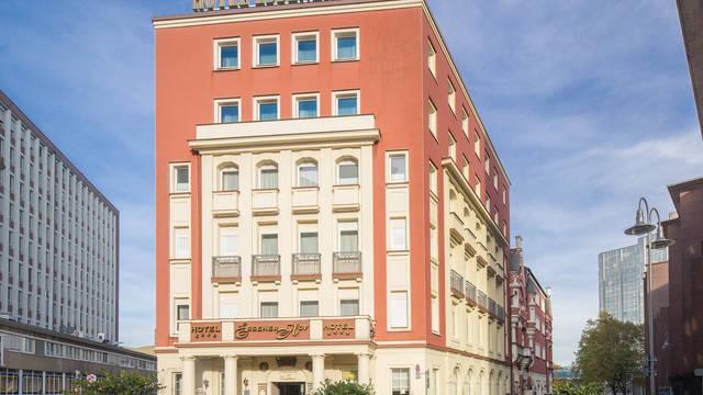 Vooraanzicht Essener Hof Sure Hotel Collection by Best Western