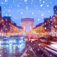 5-daagse busreis Kerst in een Chateau-hotel nabij Parijs