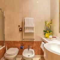 Voorbeeld badkamer superior kamer