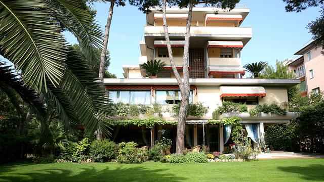 Exterieur Hotel Andreaneri