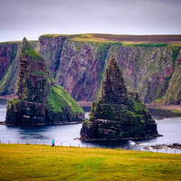 John o Groats - Stacks of Duncansby