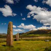 Isle of Arran - Machrie Moor Stones