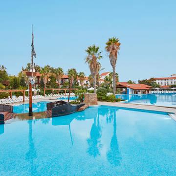 Zwembad Hotel El Paso (PortAventura)