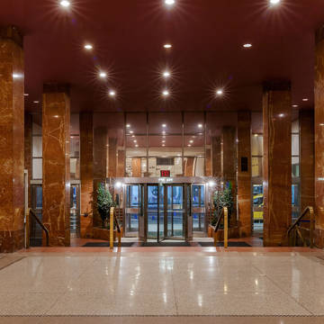 Entree Hotel Pennsylvania