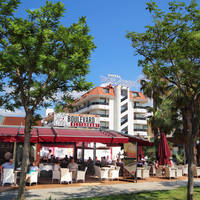 Boulevard en hotel
