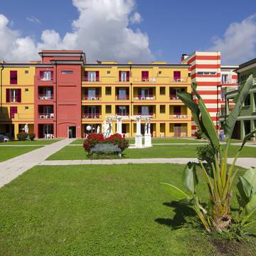Exterieur Appartementen Ai Pozzi Village
