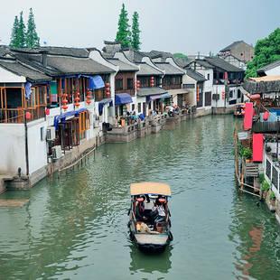 Waterdorp Zhujiajiao