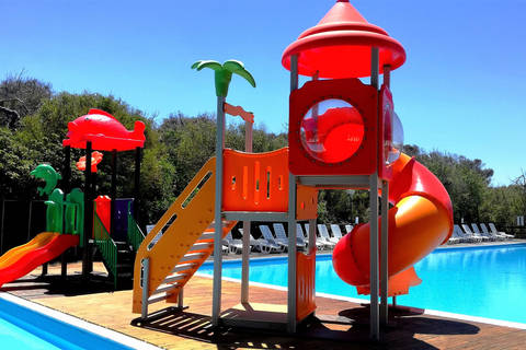 Aanbieding camping vakantie Sardinië 🏕️Camping Bella Sardinia