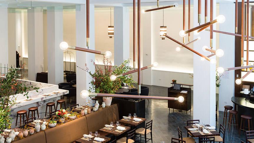Restaurant Hotel The Redbury