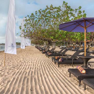 Het strand van Sanur Inna Bali Beach Garden