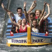 Attractie Poseidon Europa-Park