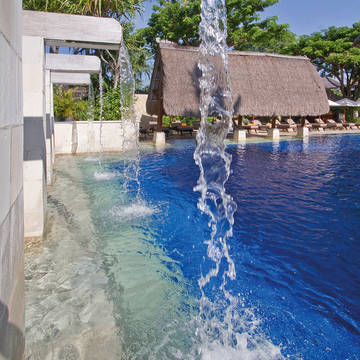 waterval Rama Beach Hotel