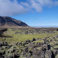 Snaefellsness landschap