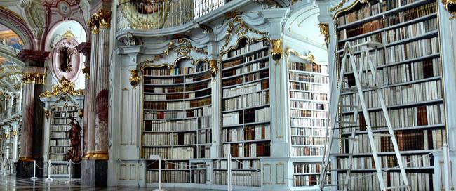 Bibliotheek Admont