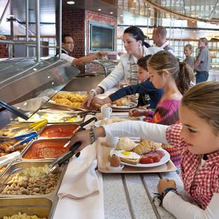 Kinderbuffet Stena