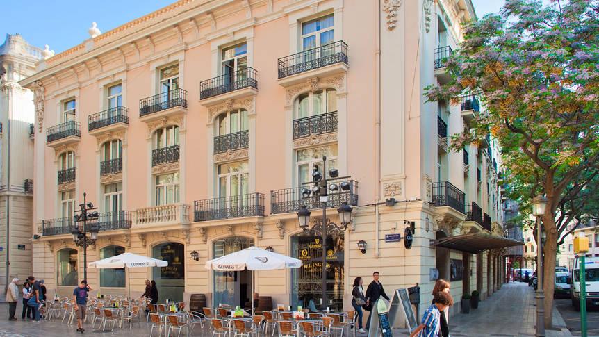 Exterieur Hotel SH Ingles Boutique
