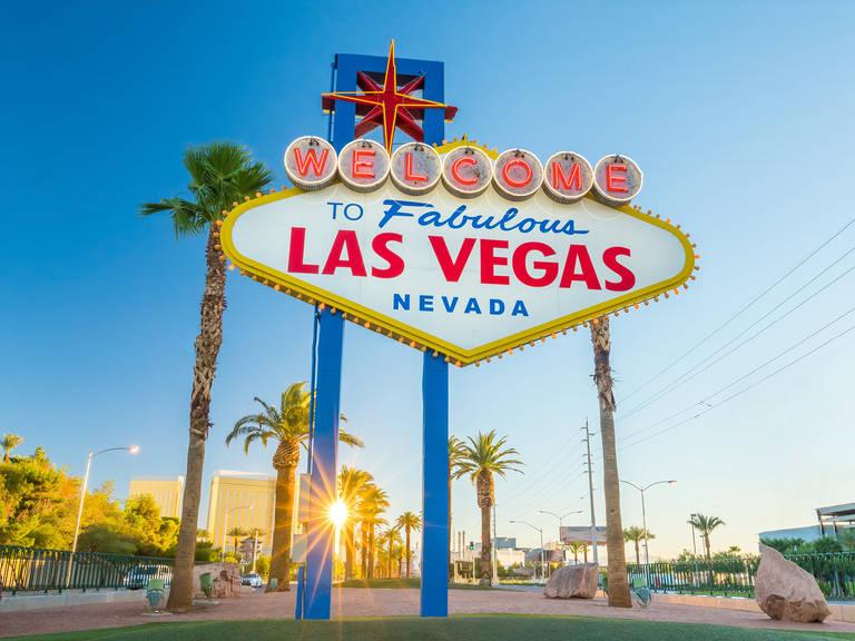 Stedentrip Las Vegas)
