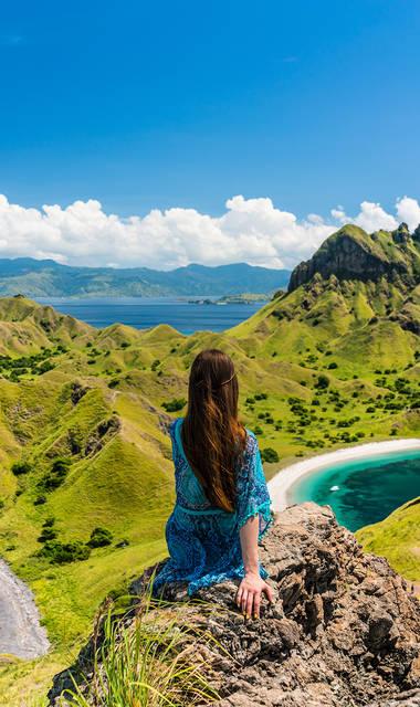 10-daagse privérondreis Bali, Flores & Komodo